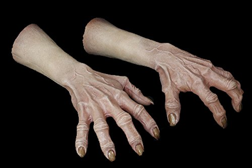 BACK FROM THE GRAVE Demonic Wrath Hands | Halloween Prop - Haunted House Character -