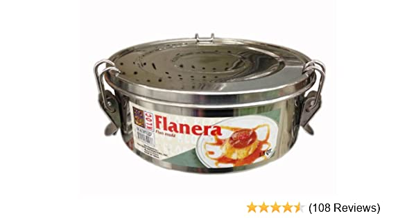 Flanera Flan Maker 1.5-quart Stainless Steel