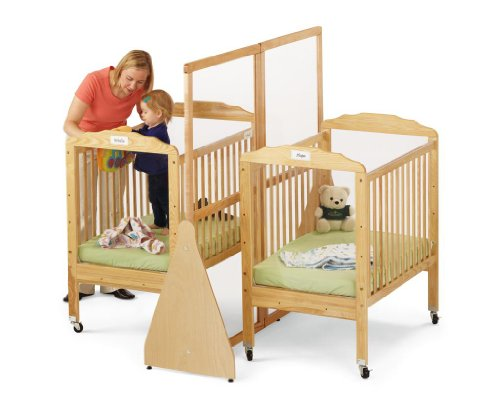 Jonti-Craft 1655JC See-Thru Large Crib Divider