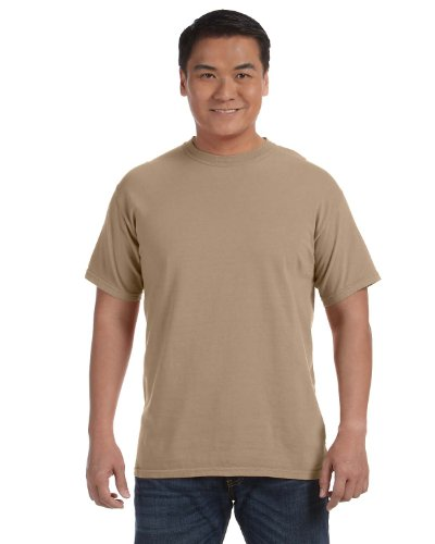 Comfort Colors Pigment-Dyed Short Sleeve T-Shirt. 1717 XL (Pigment Dyed Comfort Colors)