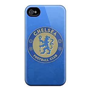 High-quality Durability Case For Iphone 4/4s(best Football Club Chelsea)