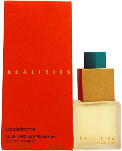 REALITIES by Liz Claiborne Eau De Toilette Spray 3.4 oz