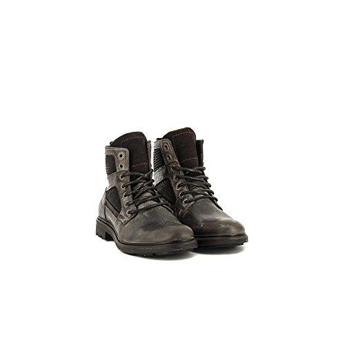 Bullboxer 752-K8-4158C Zapatos de cordones Hombre marron, EU 45