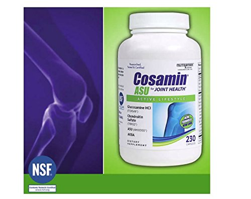 Cosamin ASU Active People Capsule (230 Capsules) by Cosamin