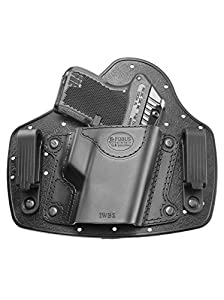 Fobus IWBS Inside The Waistband Black Right Hand Conceal Concealed Holster Taurus Spectrum .380