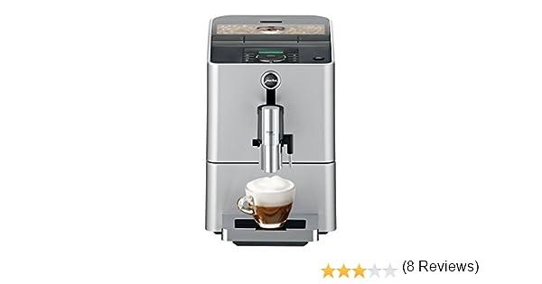 Cafetera Independiente, M/áquina espresso, Plata, Taza, Botones, Giratorio, 1,1 L JURA ENA Micro 90 Independiente Totalmente autom/ática M/áquina espresso 1.1L 10tazas Plata