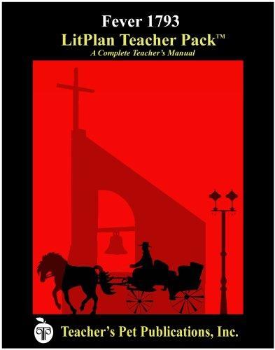 Fever 1793 LitPlan - A Novel Unit Teacher Guide With Daily Lesson ...