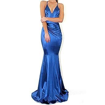 Amazon.com: Women's Evening Mermaid Dress,CSSD Ladies' Off