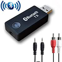 Amazon Best Sellers: Best MP3 Player Bluetooth Transmitters
