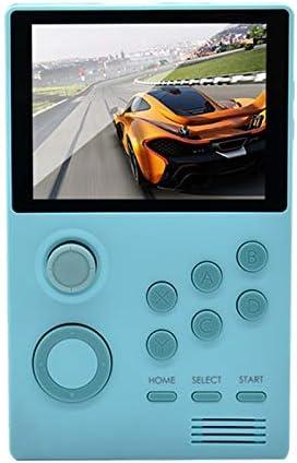 Giochi 30 Giochi 3D Blu Fransande A19 Box Android Supretro Console Gioco Portatile retr/ò Schermo IPS Integrato 3000