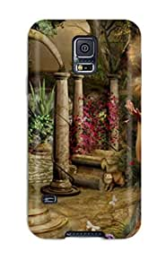 Tough TtFWBKy5760gwvKh / For Case Samsung Note 3 Cover (artistic Cgi)
