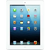 Apple iPad MD525LL/A 16GB Apple A6X X2 1.4GHz 9.7 Verizon,White (Certified Refurbished)