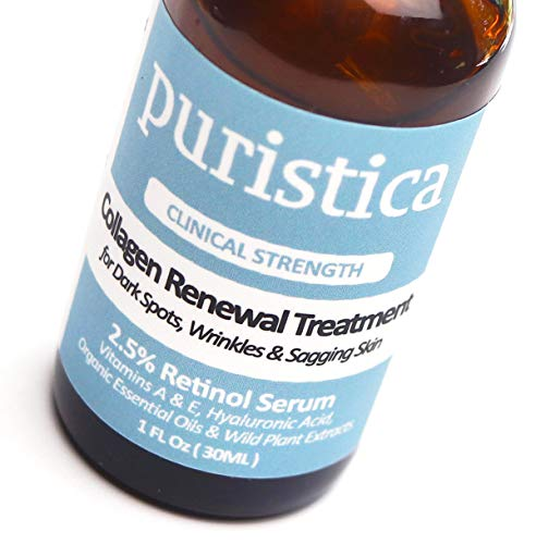 Puristica Retinol 2.5 and Hyaluronic Acid Serum ()