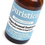 Puristica Retinol 2.5 and Hyaluronic Acid Serum