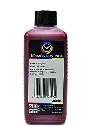 sublimatico de tinta Magenta para impresora Epson Expression Home ...