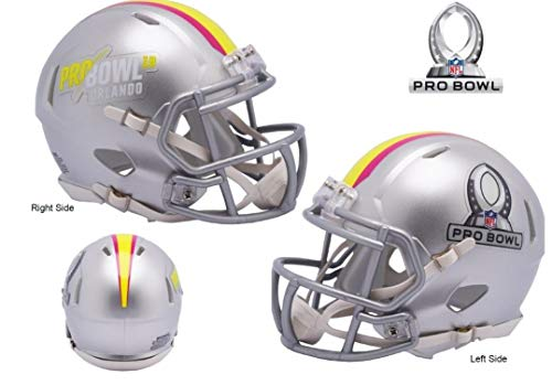Riddell NFL Pro Bowl 2019 Revolution Speed Mini Helmet