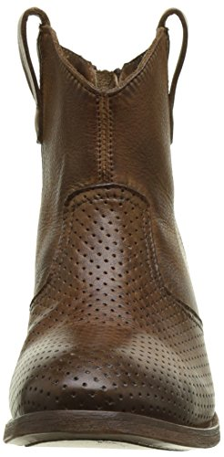 Desert Tabaco Perfo Drago Atelier Voisin 5579 Boots Femme Sqt84z