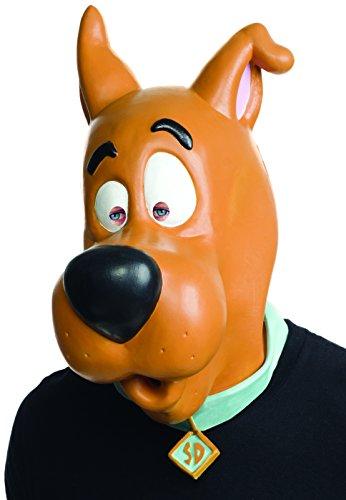 -Doo Overhead Latex Mask, Multi, One Size (Overhead Latex Adult Mask)