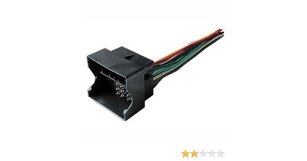 Amazon.com: Stereo Wire Harness BMW 3 Series 02 03 04 05 2002 2003 2004  2005 (car radio wiring installation parts): AutomotiveAmazon.com