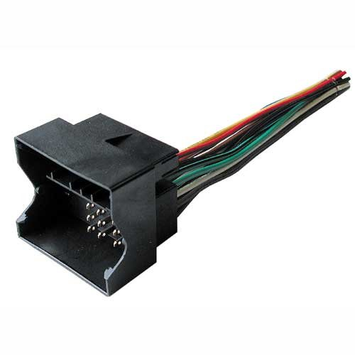 Stereo Wire Harness BMW X5 00 01 02 03 04 05 06 2000 2001 2002 2003 2004 2005 2006 (car radio wiring installation parts) primary
