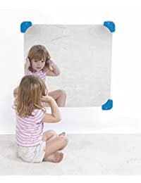 Children's Factory 24-inch Square Mirror BOBEBE Online Baby Store From New York to Miami and Los Angeles