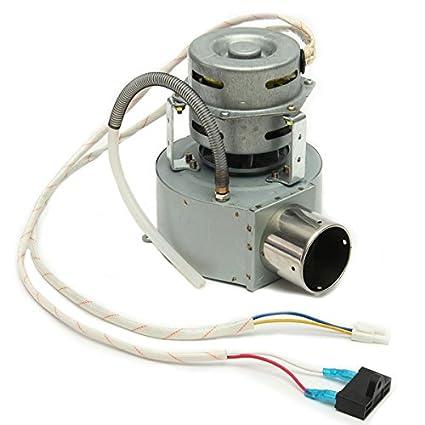 [envío gratuito] Vantage 220 V 10 W fuerte Gas de Escape Ventilador Calentador de