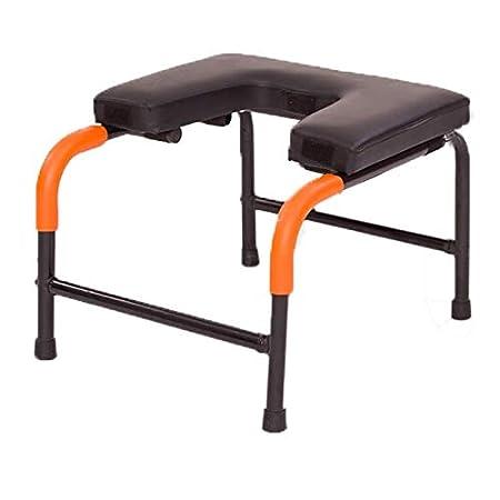 Zxllyntop Silla de inversión Yoga Headstand Prop Asistida ...