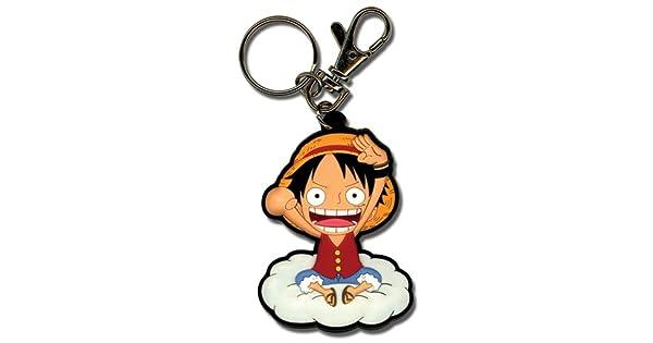 Amazon.com: Gran entretenimiento oriental One Piece Luffy en ...