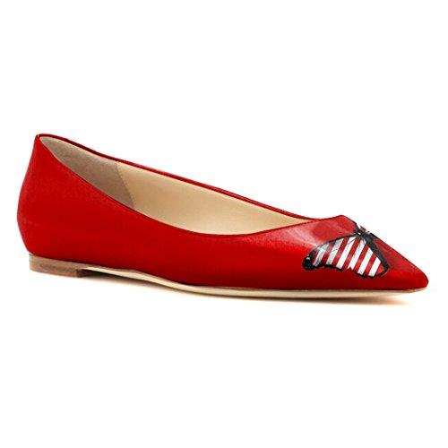 Rojo Rojo MMGZ Mujer Rojo Bailarinas MMGZ MMGZ Bailarinas Mujer Bailarinas MMGZ Mujer wgRSx