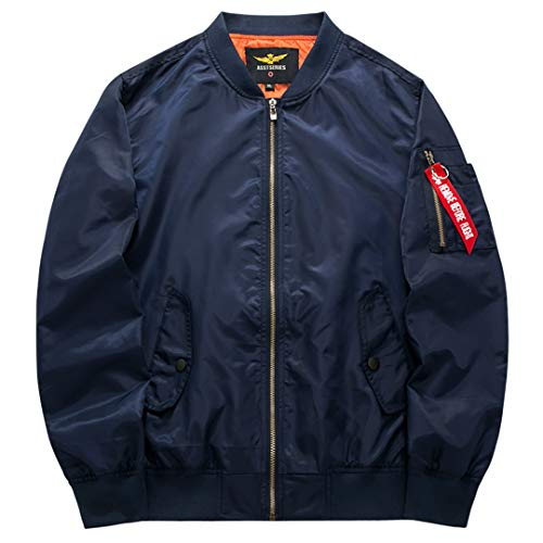 Army Pilot Bomber Men Spring Military Style Tactical, used for sale  Delivered anywhere in Canada