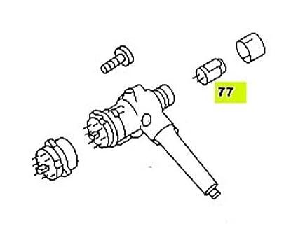 Mercedes Ignition Lock Cylinder With Key New Oe R107 W108 W109 W110