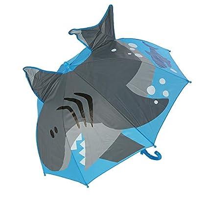 Paraguas De Los Niños En 3D Oído Paraguas para Niños Niña De ...