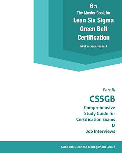 78 Best Six Sigma Books of All Time - BookAuthority