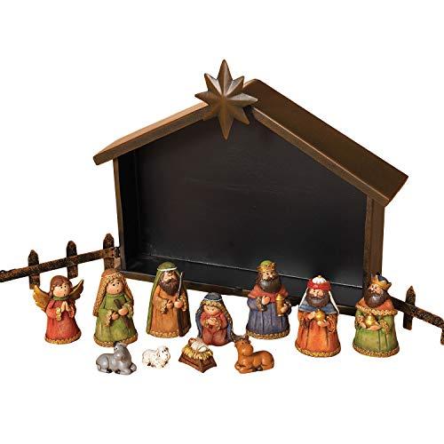 Nativity Set 11pc