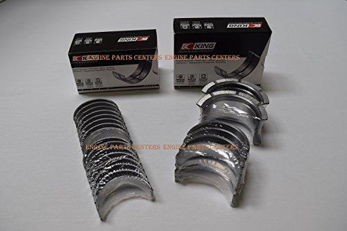 Bearings Main King (King Rod and Main Bearings for 350 Chevy KIT 1833rmk)