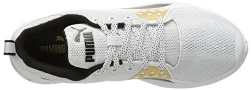 Shoe Gold Mens White Valor Cross Black PUMA Training Team UqpBI1A