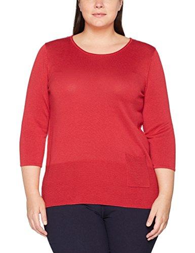Suéter Para Due Mujer Appia Rojo Via 340 rot fqEv1HxnP