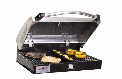 Camp Chef Camp Chef Stainless Steel Barbecue Grill Box 3 Burner Stoves (Burners Vented Grill)
