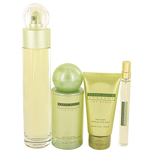 Perry Ellis Fragrances Reserve For Women 4-piece Gift Set