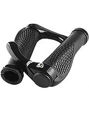 Larcele Bicycle Handlebar Grips for MTB Floding Bike Horn Type ZXC-CB02