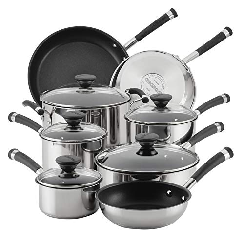 Example Stainless Steel Nonstick Cookware