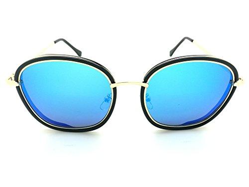 ASPEZO - Lunette de soleil - Femme bleu bleu