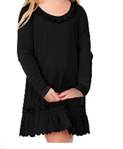 black dress 6 months - 8