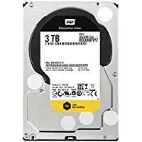 WD RE 3 TB Enterprise Hard Drive: 3.5 Inch, 7200 RPM, SATA III, 64 MB Cache - WD3000FYYZ