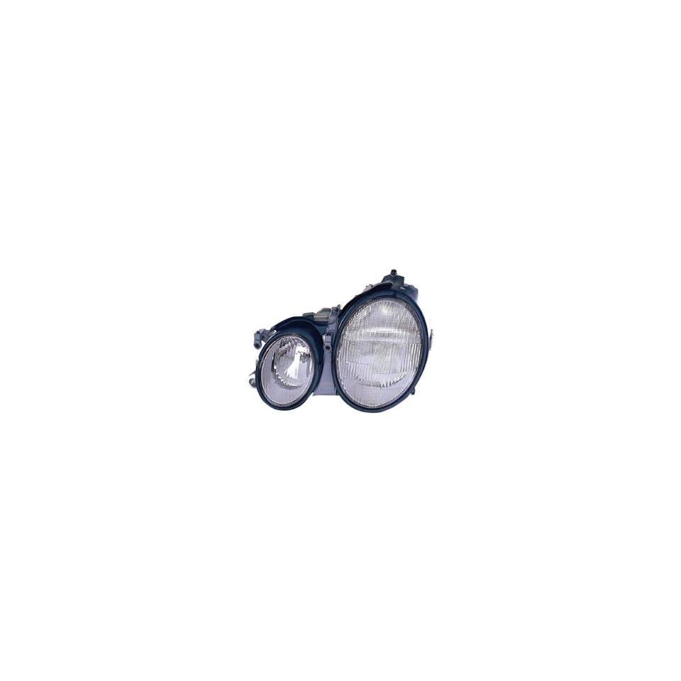 Mercedes Benz CLK Class Driver Side Replacement Headlight