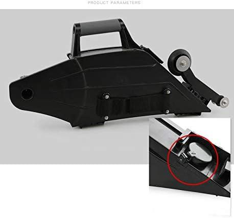 APROTII Outil de ruban de plaque de pl/âtre avec changement rapide /à lint/érieur de la roue dangle r/églable sangles de cloison s/èche Outils /à main de ruban