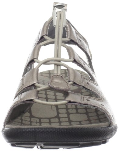 Warm Women's Warm ECCO Sandal Jab Metallic Toggle Grey Grey dOqdIw