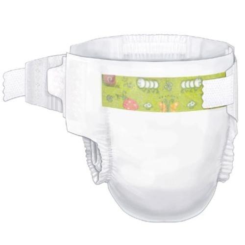 Covidien 80038A - Diapers Baby Sz 4 22-35lb