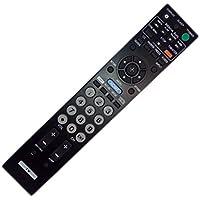 Replaced Remote Control Compatible for Sony KDL-32S2010 KDL-46VL130 KDL-40W4100 KDL-32EX301 KDL-52S4100 KDL32S20L KDL40VL130 KDL32XBR6 KDL32FA600 KDL32L4000 PLASMA LCD LED BRAVIA HDTV TV