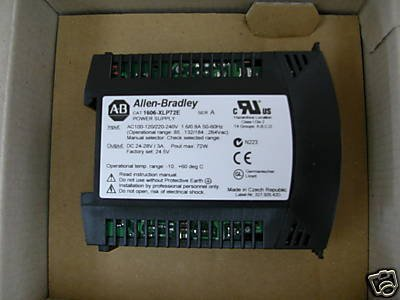 Allen Bradley 1606-Xlp72E 1606Xlp72E Power Supply by Allen-Bradley